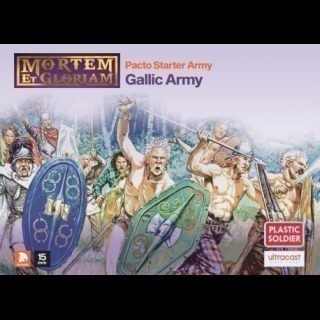 Gallic MeG Pacto Starter Army
