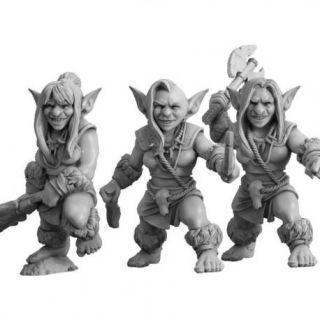 Goblin Female Set 1