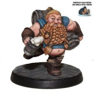 Dwarf Brewmaster