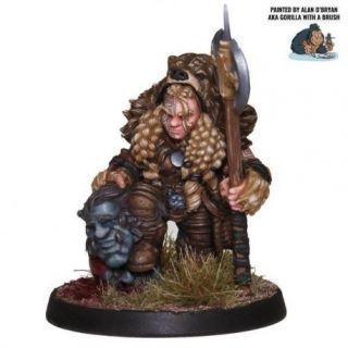 Dwarf Troll Hunter