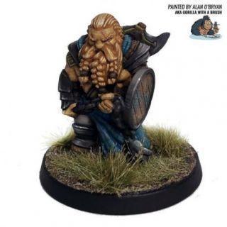 Dwarf Gladiator