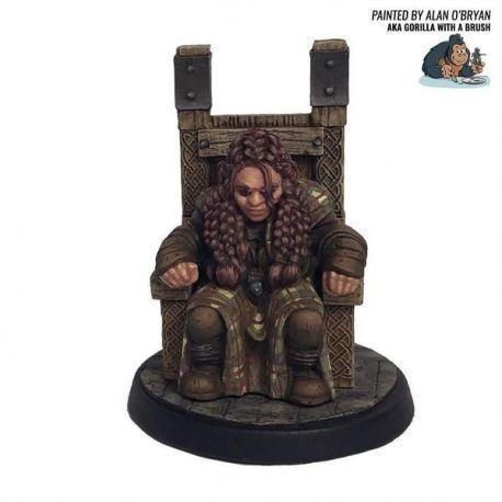 Dwarf Queen
