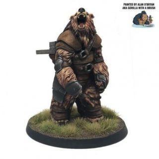 Armoured Bear