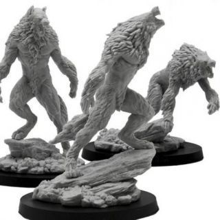 Werewolf Set (3 figs)