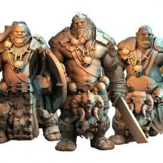 Ogre Male Squad 1