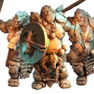 Ogre Female Squad 2