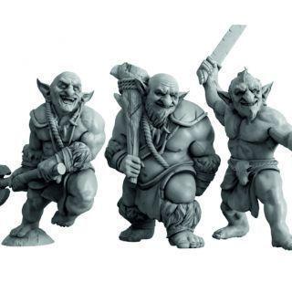 Goblin Male Set 2