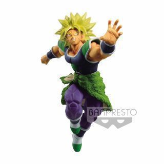 SUPER SAIYAN BROLY FIGURA 18 CM DRAGON BALL SUPER MATCH MAKERS