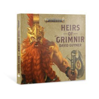 HEIRS OF GRIMNIR (AUDIOBOOK)