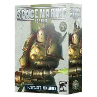 SPACE MARINE HEROES 3: Death Guard