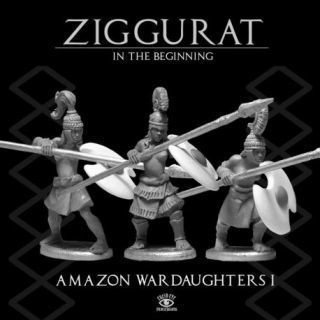 Amazon War Daughters 1