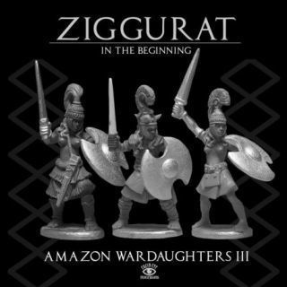 Amazon War Daughters 3