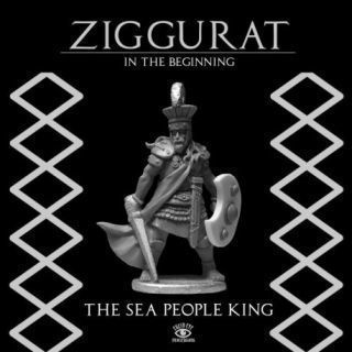 The Sea Peoples King