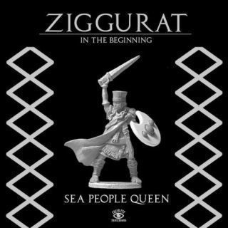The Sea Peoples Queen