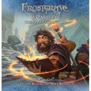Wizards Eye - The Art of Frostgrave