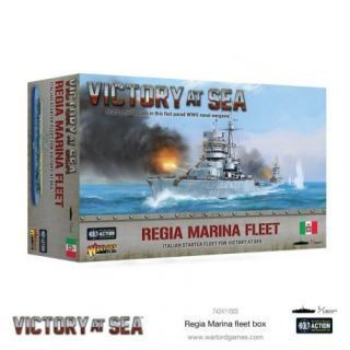 Regia Marina fleet box