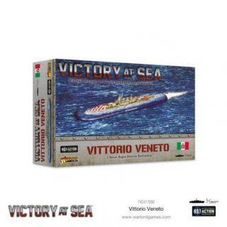 Vittorio Veneto Battleship