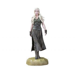 Daenerys Targaryen madre de dragones figura de juego de tronos