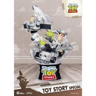 Figura Diorama Toy Story Disney 15 cm Beast Kingdom