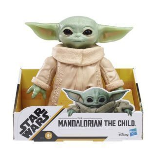 THE CHILD BABY YODA FIGURA 16 CM STAR WARS COLLECTION TITAN