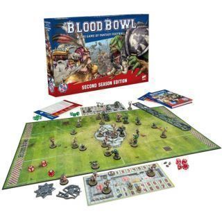 BLOOD BOWL: SECOND SEASON EDITION (ESP) + VALE DESCUENTO 5%