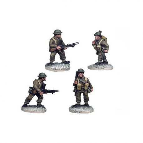 British Bren Gun Teams (4 figures)