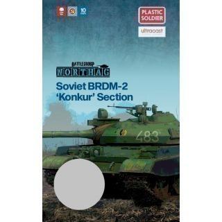 Northag BRDM-2 'Konkurs' Section