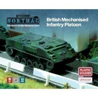 Northag British Mechanised Infantry Platoon
