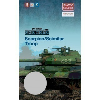 Northag Scorpion/Scimitar Troop