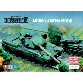 Northag British Starter Army