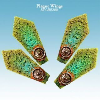 Plague Wings