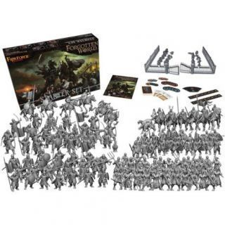 Forgotten World Starter Set (French)