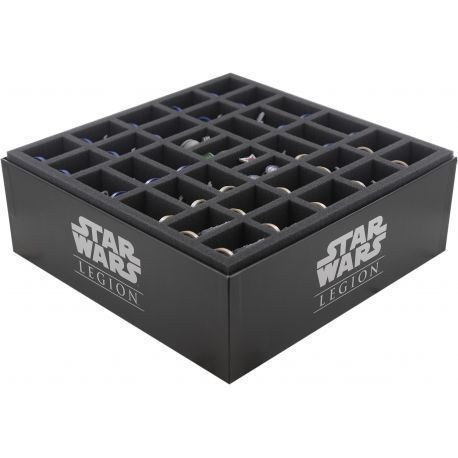 FELDHERR FOAM SET FOR STAR WARS: LEGION CLONE WARS - CORE BOX