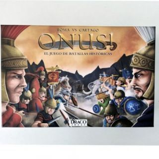 ONUS! Roma vs Cartago (3ª edición)