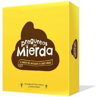 PREGUNTAS DE MIERDA 2ª EDICIÓN