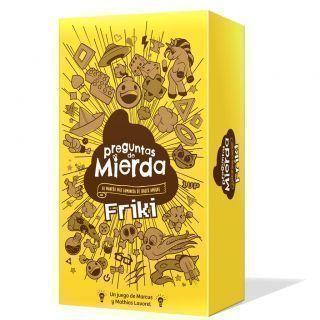 PREGUNTAS DE MIERDA FRIKI