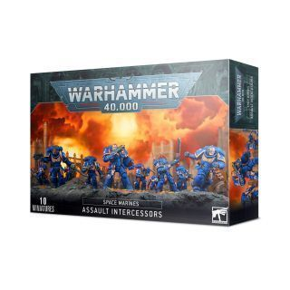 SPACE MARINES: INTERCESORES DE ASALTO