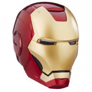 CASCO IRON MAN REPLICA MARVEL LEGENDS