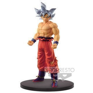 FIGURA DRAGON BALL SUPER SON GOKU ULTRA INSTINCT