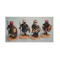 Moorish Tribal Warriors