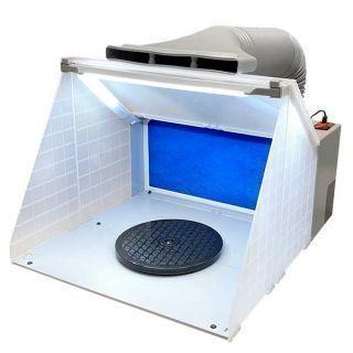 Cabina Extractora Aerografía con Led