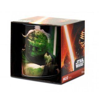 Star Wars Mug Yoda
