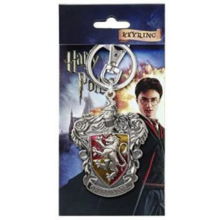 LLAVERO METALICO HARRY POTTER GRYFFINDOR LOGO