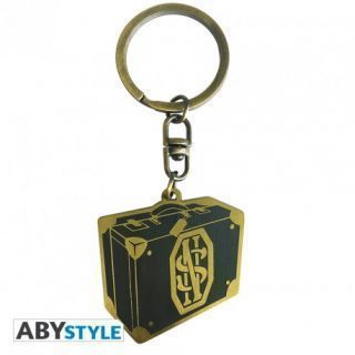 """FANTASTIC BEASTS - Keychain """"Newt's suitcase"""" x4*"""