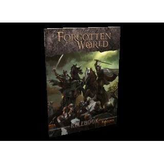 FORGOTTEN WORLD - RULEBOOK (ESP)