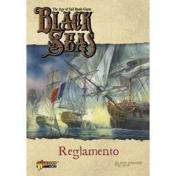 Black Seas Reglamento (Castellano) + Mini