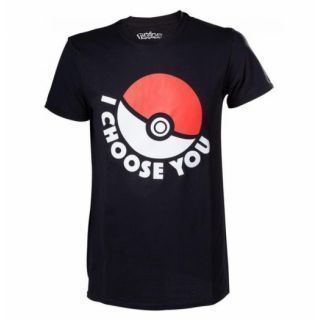 Camiseta Pokemon Choose L