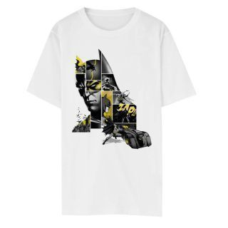 BATMAN CAMISETA 80TH ANNYVERSARY L