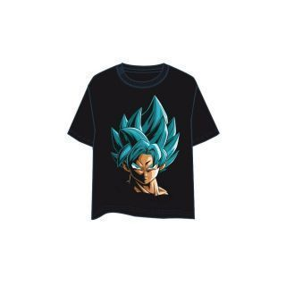 CAMISETA DRAGON BALL GOKU DIOS L CAMISETAS MANGA DRAGON BALL