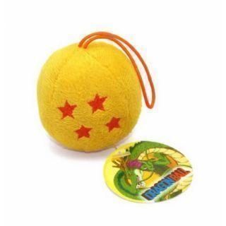 Peluche Con Colgador Dragon Ball Bola